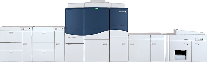NEUES digitales Produktionsdrucksystem Xerox iGen 150 Press!