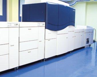 Xerox iGen 150 Press!